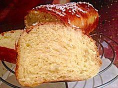 Pan Bauletto fatto in casa senza burro, soffice e leggero di dolci senza burro