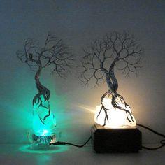 arbol lampara