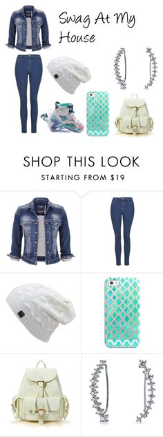 """Swag At My House"" by jaden-norman ❤ liked on Polyvore featuring maurices, Casetify and Bling Jewelry"