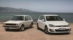Geçmişten Günümüze VW Golf