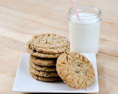 Beki Cook's Cake Blog: Peanut Butter- Chocolate Chip Cookies {Recipe}
