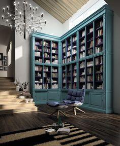 LA EBANISTERIA Hamster bookcase