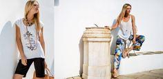 #island_mood Summer 2014, Spring Summer, Summer Tops, Summer Collection, Cover Up, Tunic, Mood, Island, T Shirt