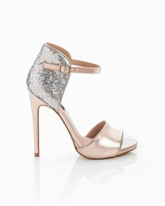 Party perfect heels by James N. Salley