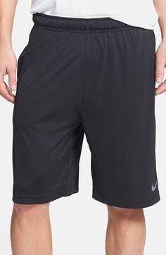 NIKE 'Fly 2.0' Dri-Fit Knit Training Shorts. #nike #cloth #