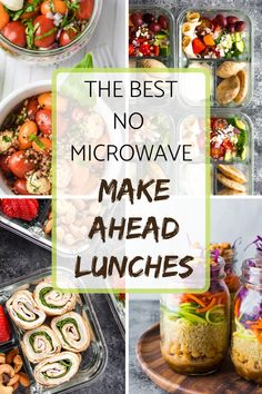 Cold Lunch Recipes, Healthy Cold Lunches, Make Ahead Lunches, Prepped Lunches, Healthy Meal Prep, Healthy Recipes, Work Lunches, School Lunches, Keto Recipes