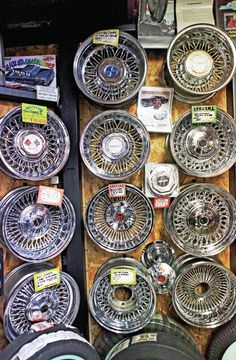 Rims And Tires, Wheels And Tires, Foldable Trailer, Honda Accord Wagon, Detroit Steel Wheels, Rim And Tire Packages, Arte Lowrider, Hydraulic Cars, Rims For Sale
