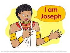 """""""I am Joseph"""" Joseph makes himself known to his brothers // Joseph - family reunited - Lamp Bible Pictures"""