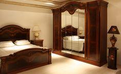 Elena Bedroom Set - http://www.turkeyclassicfurniture.com/elena-bedroom.html #bedroom #luxury #classic #decoration