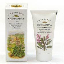 Desodorante Crema Salvia. Sin aluminium