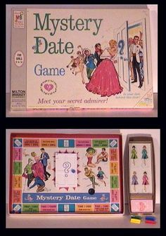 I loved playing Mystery Date, still remember the theme song from the TV commercial! View Master, Childhood Games, Childhood Memories, 90s Childhood, Barbie Dream, Iphone App, Retro Toys, Vintage Toys, Vintage Stuff