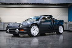 Classic Car News Pics And Videos From Around The World Ford Rs, Weird Cars, Cool Cars, Crazy Cars, Aston Martin, Ken Block, Diesel Cars, Ford Classic Cars, Bmw 5 Series