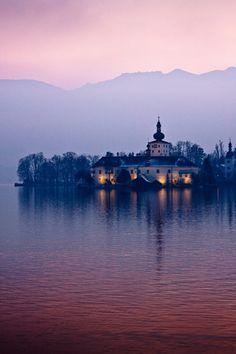 Traunsee Lake, Austria
