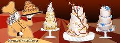 Kym's Creations Bakery Lehigh Valley Allentown, Bethlehem, Easton. Wedding Cakes, Birthday Cakes & more