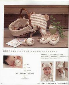 basta un filo........ lavori a maglia per bambini: Per chi ama lavorare…