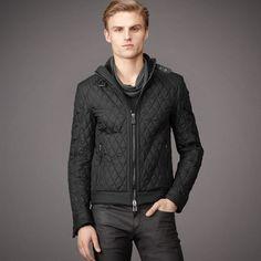 Belstaff | Mens Quilted Bramley Jacket | Mens Luxury Jackets & Coats
