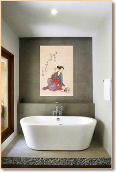 56 Best Asian Inspired Bathroom images | Japanese bathroom ...