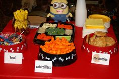 Despicable Me 4th Birthday