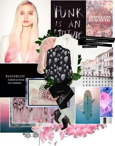 """""""Peaceful Coexistance"""" by lightupthesky on Polyvore"""