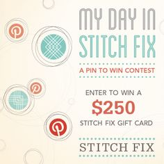 My Day In Stitch Fix – Pin to Win Contest