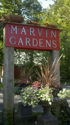 1000 Images About Marvin Gardens On Pinterest Snails