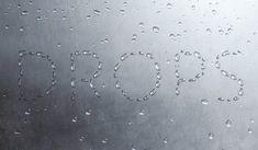 Photoshop Tutorial: How to Create a Raindrops Text Effect | design.tutsplus.com | #photoshop #tutorial