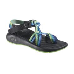 c49ef004f3f3 Chaco Women s Yampa M US. Jacquard webbing double straps with toe loop.  LUVSEAT PU footbed with slip-resistant diamond pattern. Non-marking Vibram  outsole.
