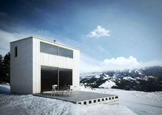 Tearte Winter House by Reis Rafael