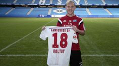 Lewis Holtby joins Hamburg in September 2014