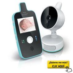 Philips Avent SCD603/00 -  Vigilabebés con... #escucha #bebe