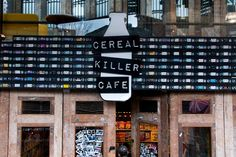 IN CONVERSATION WITH: CEREAL KILLER CAFE | Urban Outfitters Blog