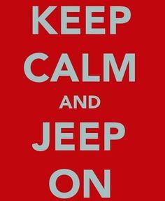 Love my Jeep...