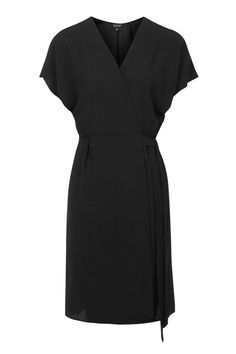 Mix up your work wear with soft tailoring in this simple wrap dress. A fuss-free style, this midi dress features a cinched-waist with self-tie detail for a flattering fit and a v-neckline. Dress Outfits, Fashion Dresses, Work Outfits, Women's Dresses, Dresses Online, Dress Skirt, Wrap Dress, Midi Skirt, Tailoring Training