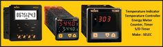 Buy SELEC make Temperature Controller, PID Controller, S/D Timers at our Online Shopping Store.....