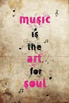 Music is the art for soul // American Hippie Music Is Life, Kinds Of Music, My Music, Soul Music, Music Lyrics, Music Quotes, Music Sayings, Soul Quotes, Beatles