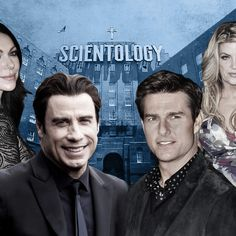 THE CRAZIEST THINGS SCIENTOLOGY HAS MADE CELEBRITIES DO