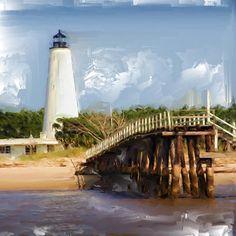 Georgetown Lighthouse SC