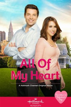 Its a Wonderful Movie - Your Guide to Family Movies on TV: Lacey Chabert and Brennan Elliott star in the Hallmark Channel Movie: ALL OF MY HEART