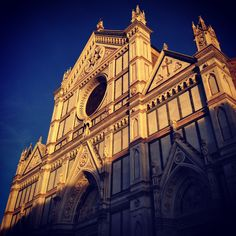 #basilica di #santa #croce #firenze #florence #toscana #tuscany #italia #italy
