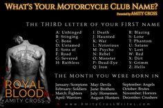 Biker gang name generator