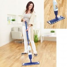 new & hassle free way of cleaning wooden floors. You'll love it!