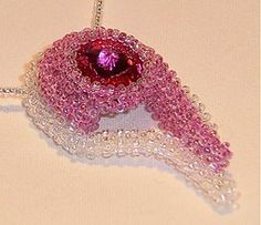 Náhrdelníky - Pink medail - 2428453