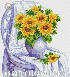Sunflower Vase(DMC).pdf