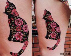 cat tattoos - Buscar con Google