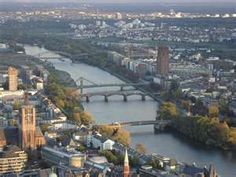 Frankfurt, Germany is such a cool place. It was a short visit, need to go back.