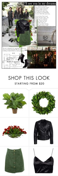 """""""city of bones"""" by l-kurdiovska ❤ liked on Polyvore featuring Nearly Natural, Smith & Hawken, Sisters Point, Pilot, Jigsaw, women's clothing, women's fashion, women, female and woman"""