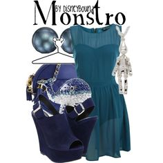 """""""Monstro"""" by lalakay on Polyvore"""