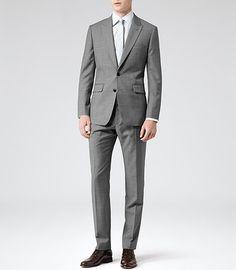 Reiss Patterson Suits
