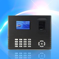 Fingerprint Time Attendance with WiFi or GPRS (IN01) - China Fingerprint Time Attendance, Biometric Time Recorder