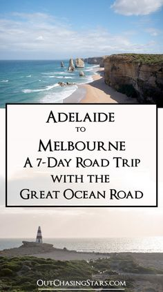 7-Day Itinerary for Adelaide to Melbourne